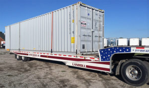 portable storage solutions delivered to your work site